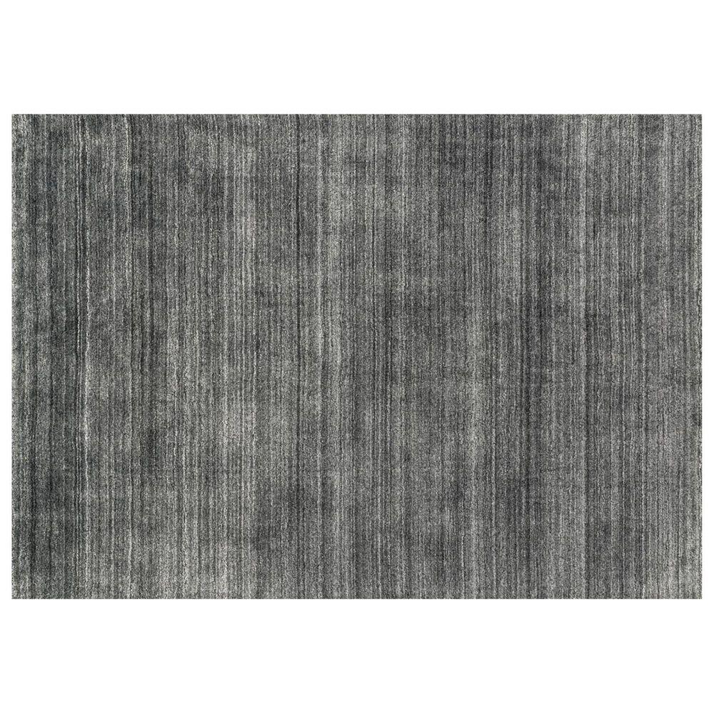 "Loloi Barkley BK-01 3'6"" x 5'6"" Charcoal Area Rug, , large"