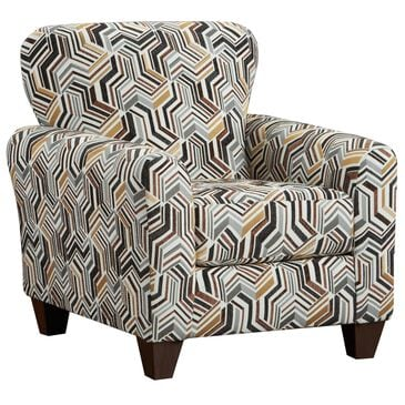 Arapahoe Home Allure Accent Chair in Zucchini Ebony, , large