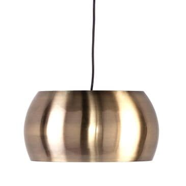 Southern Enterprises Bernay Pendant Lamp in Brushed Brass, , large