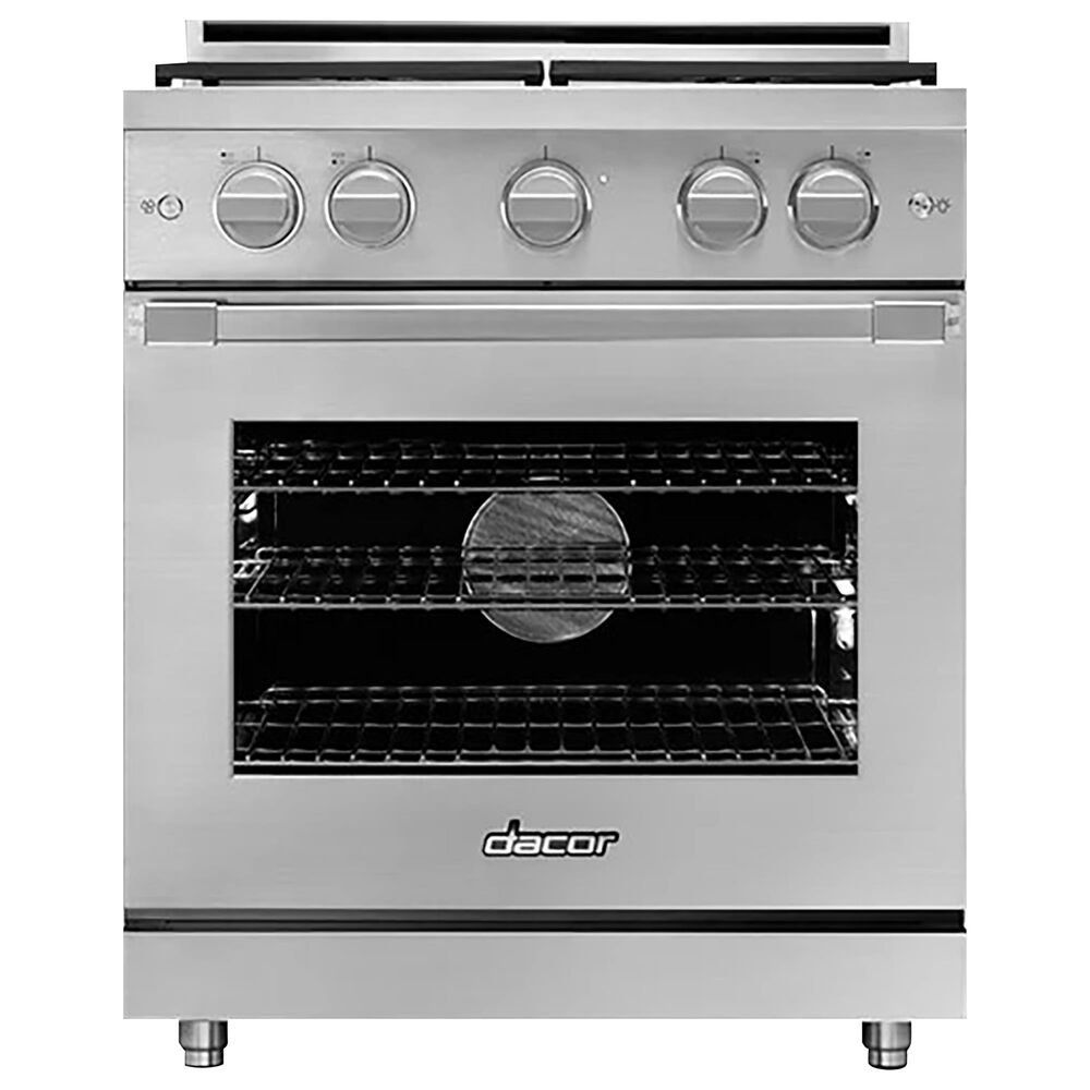 """Dacor 30"""" Professional Liquid Propane Range in Stainless Steel, , large"""