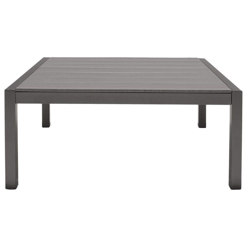 Blue River Solana Patio Coffee Table in Cosmos Gray, , large