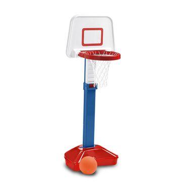 American Plastic Toys Jump'N'Slam Basketball Set, , large