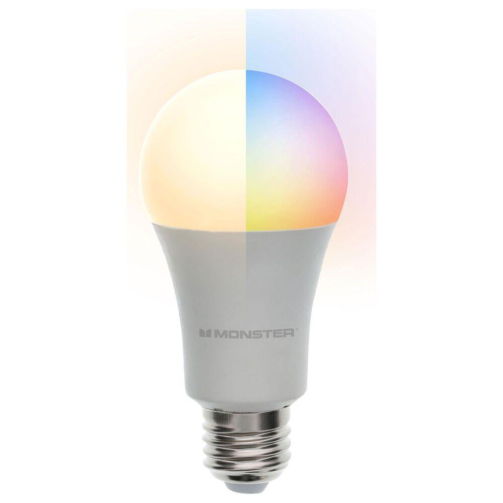 Monster Smart Illuminessence Multicolor LED Light Bulb, , large