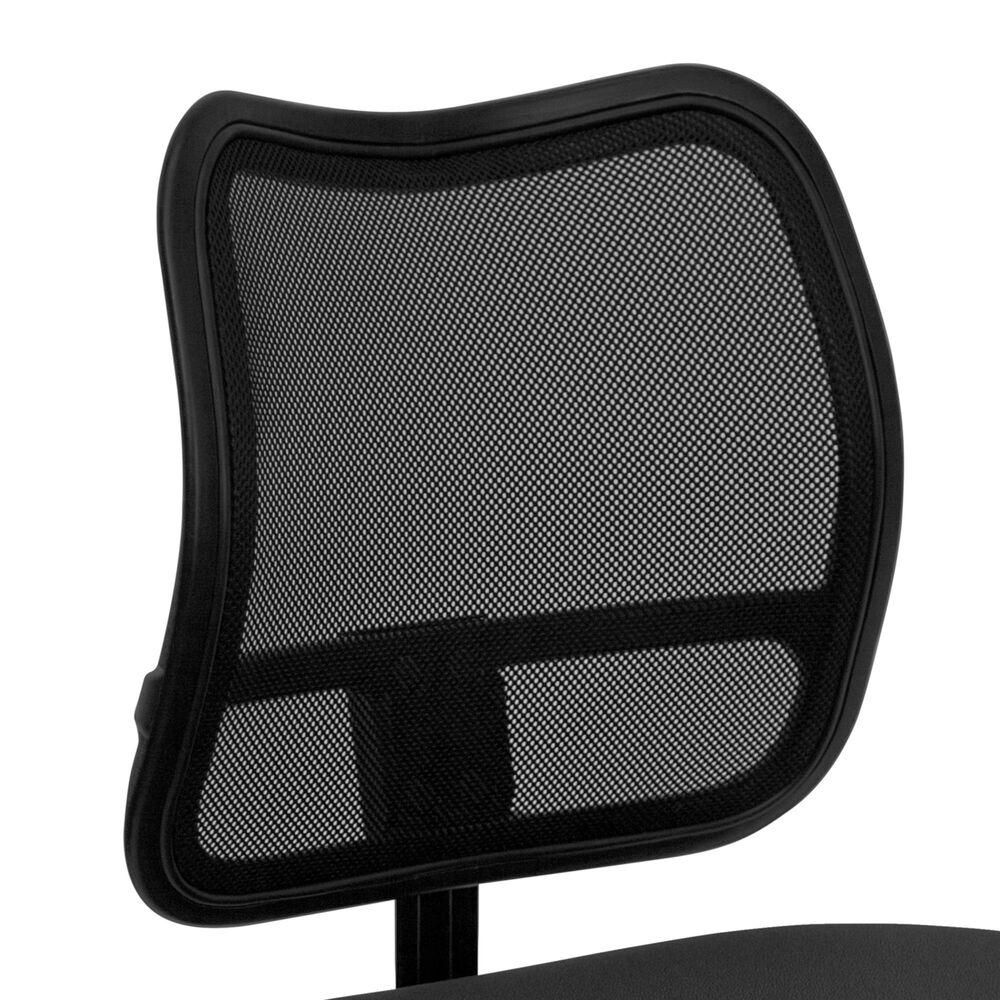Flash Furniture Swivel Task Chair in Gray, , large