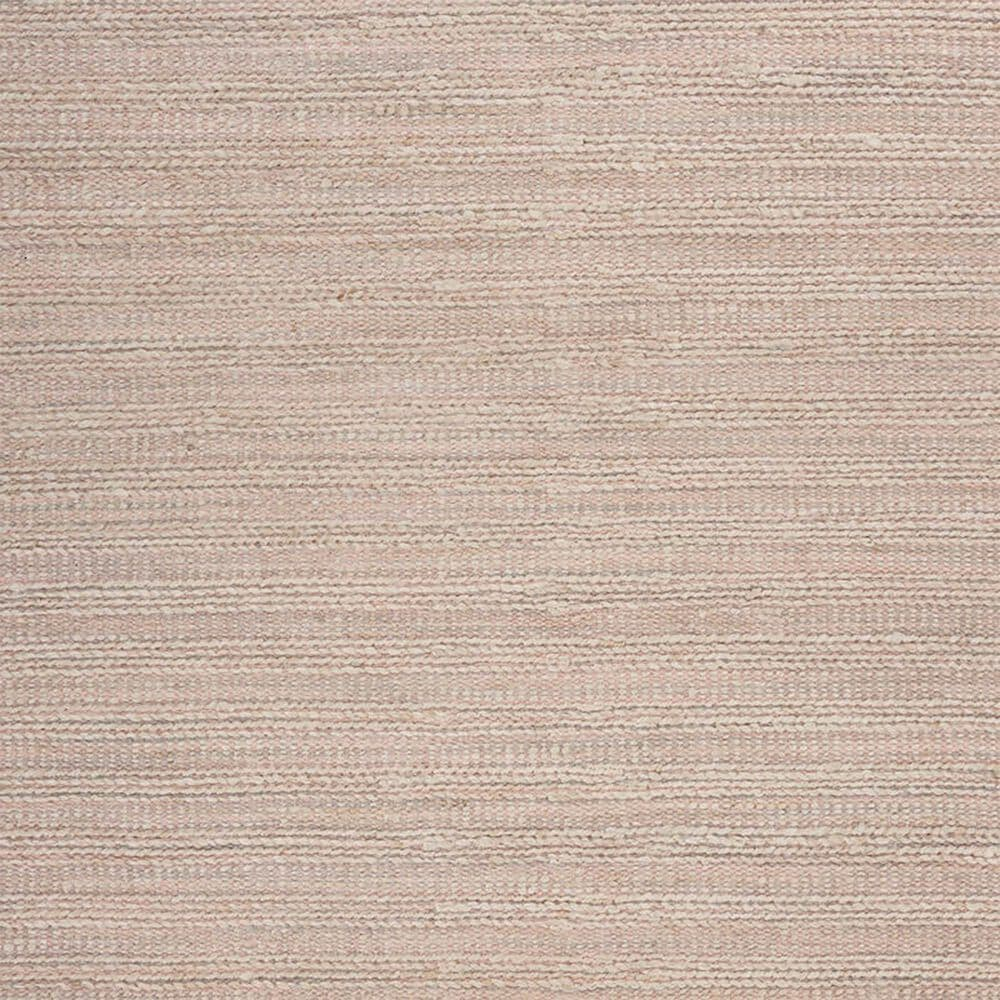 "L&R Resources Bleached Naturals 5' x 7'9"" Blush Area Rug, , large"