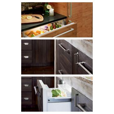 """Sub Zero 30"""" Integrated Double Drawer Refrigerator with 5.2 cu. ft. Capacity (Panel Separate), , large"""