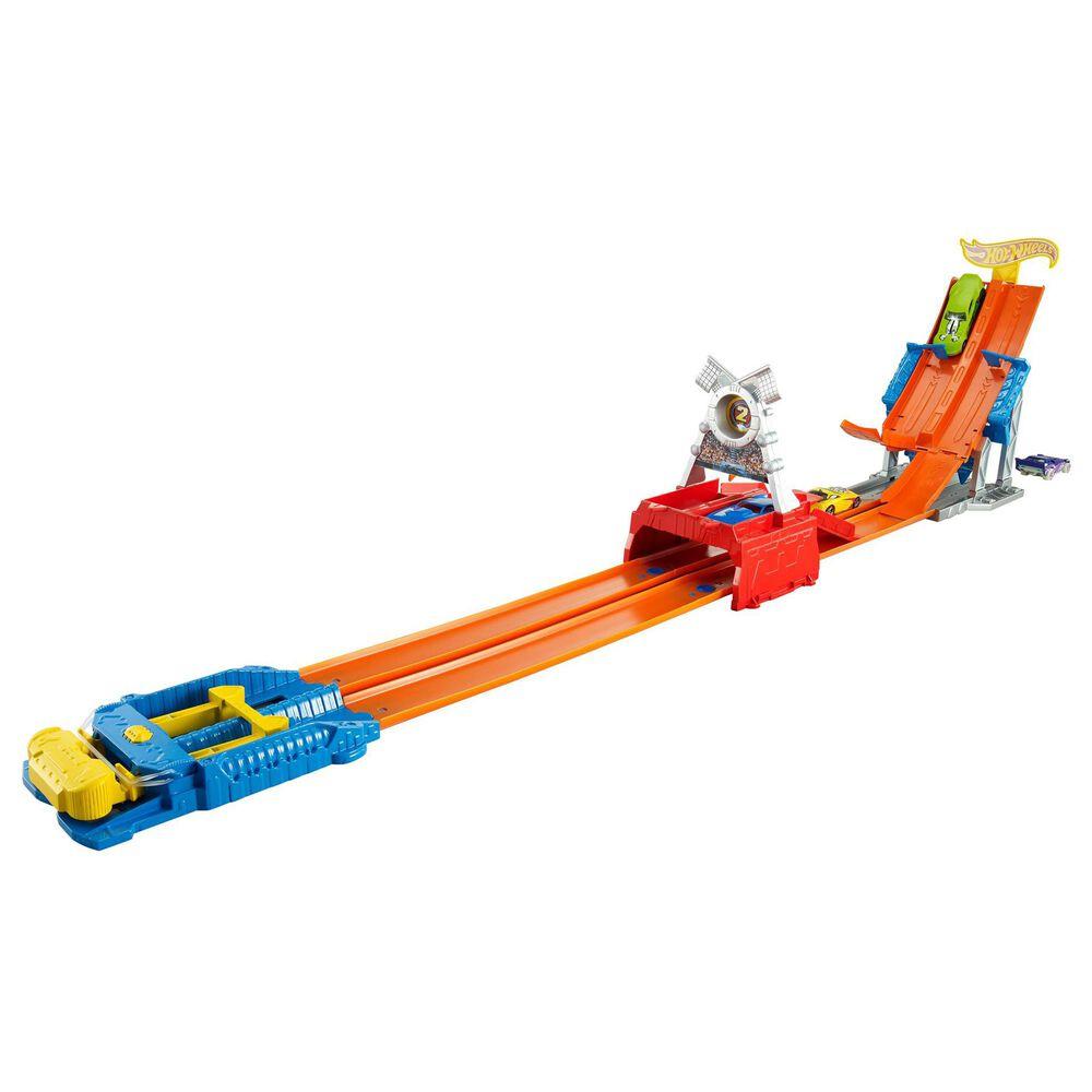 Mattel Dual Race Track Playset - Set of 3, , large