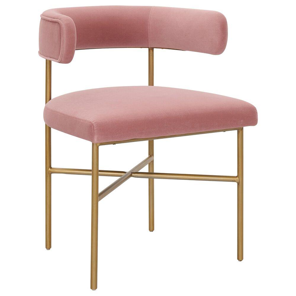 Tov Furniture Kim Chair in Blush, , large