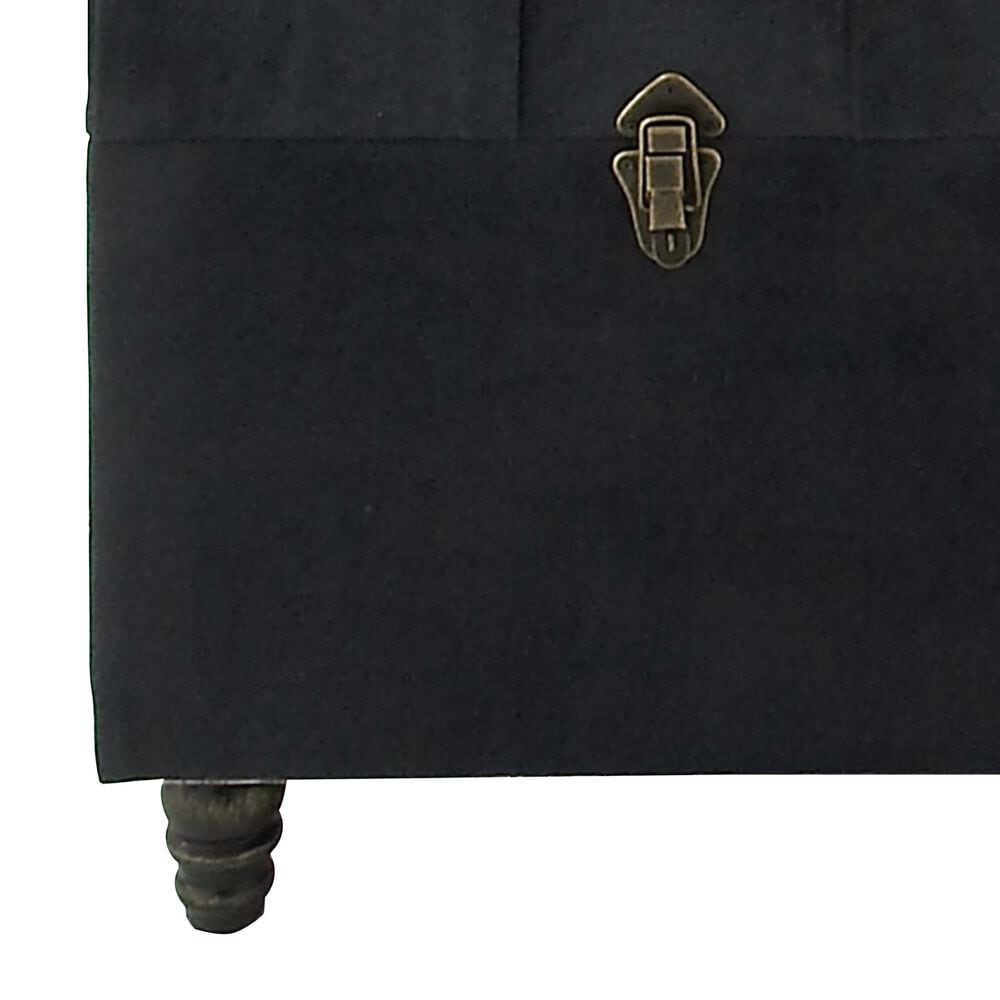 Maple and Jade Assorted Trunks in Black (Set of 2), , large