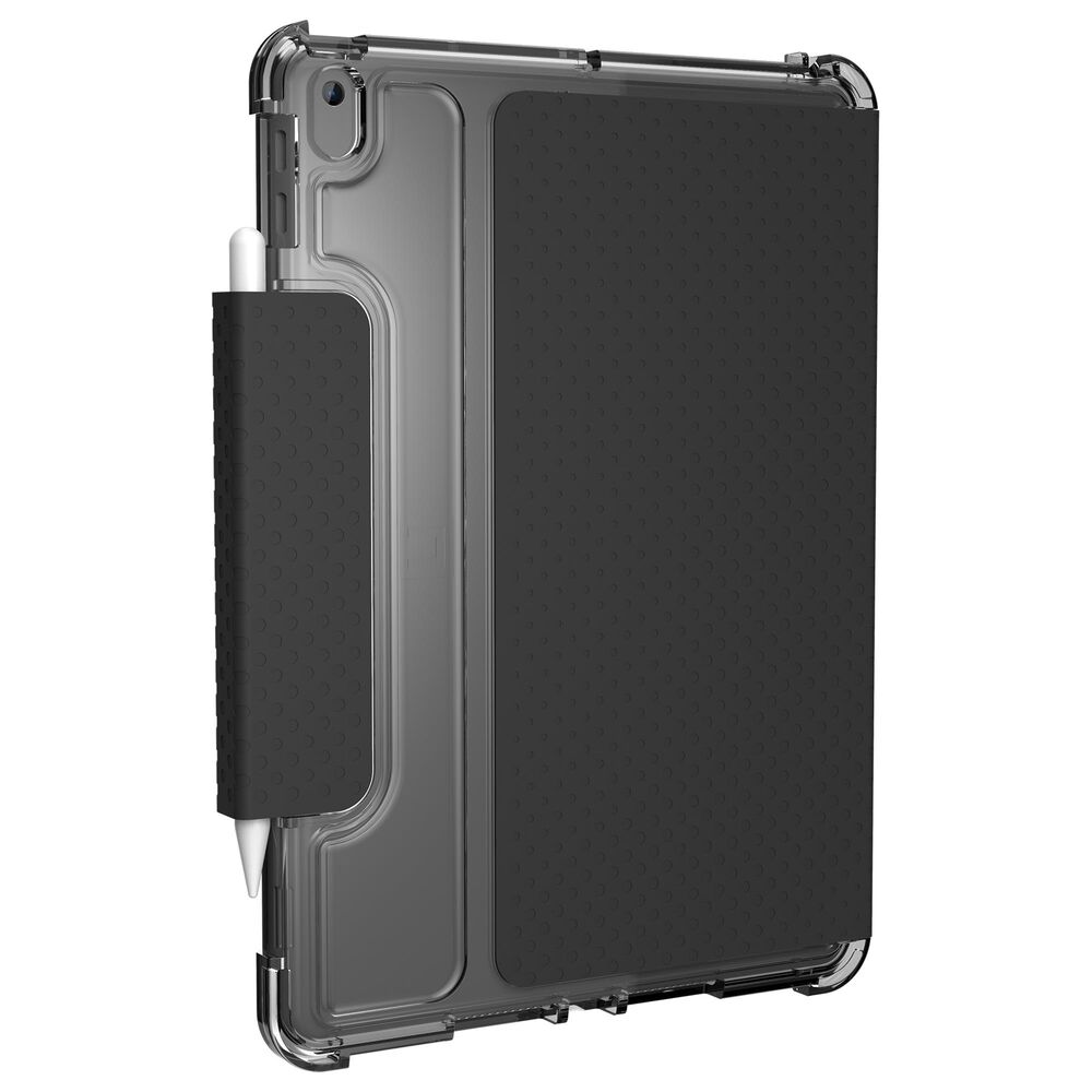 """UAG U Lucent Case For Apple iPad 10.2"""" in Ice And Black, , large"""