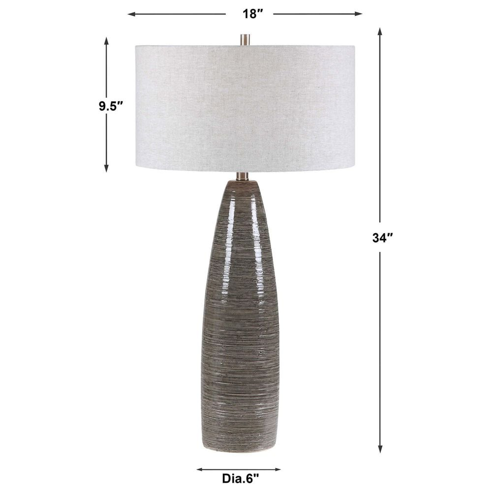 Uttermost Cosmo Table Lamp, , large