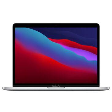 "Apple MacBook Pro 13.3"" Laptop - Apple M1 chip - 8GB Memory -512GB SSD (Latest Model) - Silver, , large"