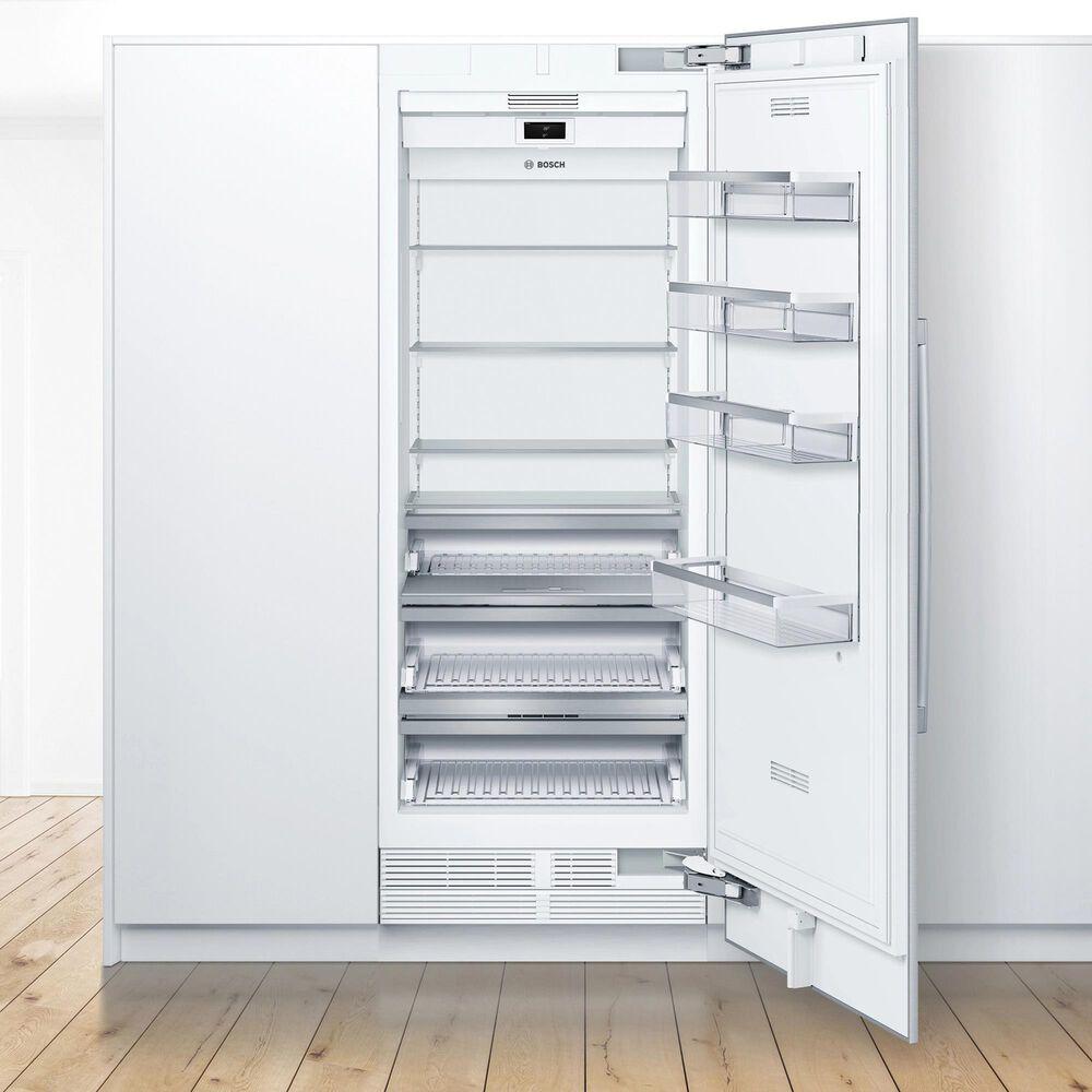 "Bosch Benchmark 30"" Benchmark Built-In Fridge Refrigerator in Stainless Steel, , large"