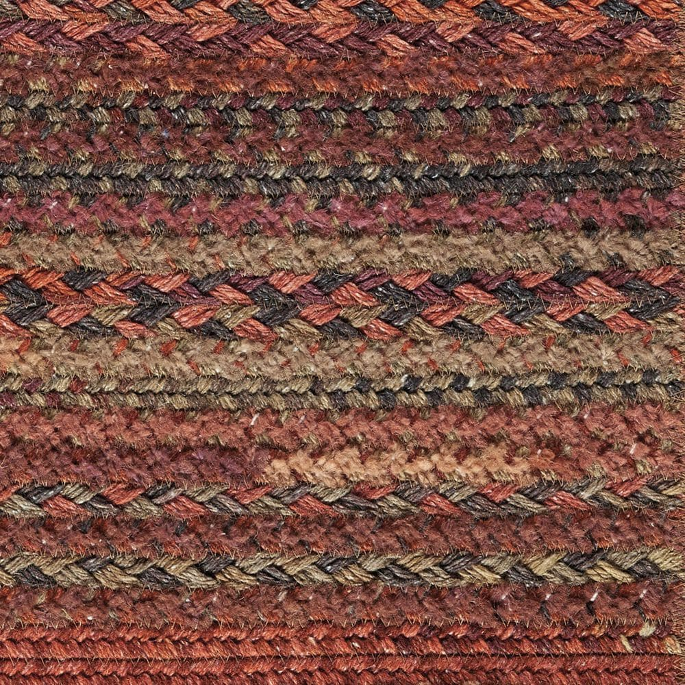 """Capel Bayview 0036-560 7'6"""" Square Cinnabar Area Rug, , large"""