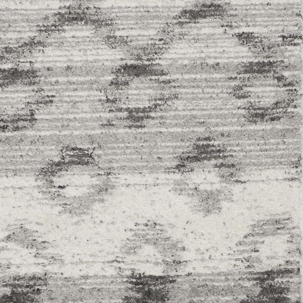 "Safavieh Adirondack ADR106P-210 2'6"" x 10' Silver/Charcoal Runner, , large"