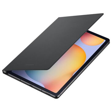 Samsung Tab S6 Lite Book Cover in Oxford Gray, , large
