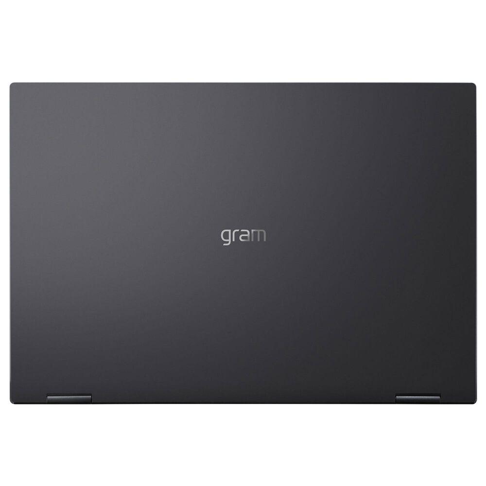 "LG 14"" Gram 2-in-1 Laptop  Intel Core i5-1135G7 - 16GB RAM - Intel Iris Xe Graphics - 512GB SSD in Black, , large"