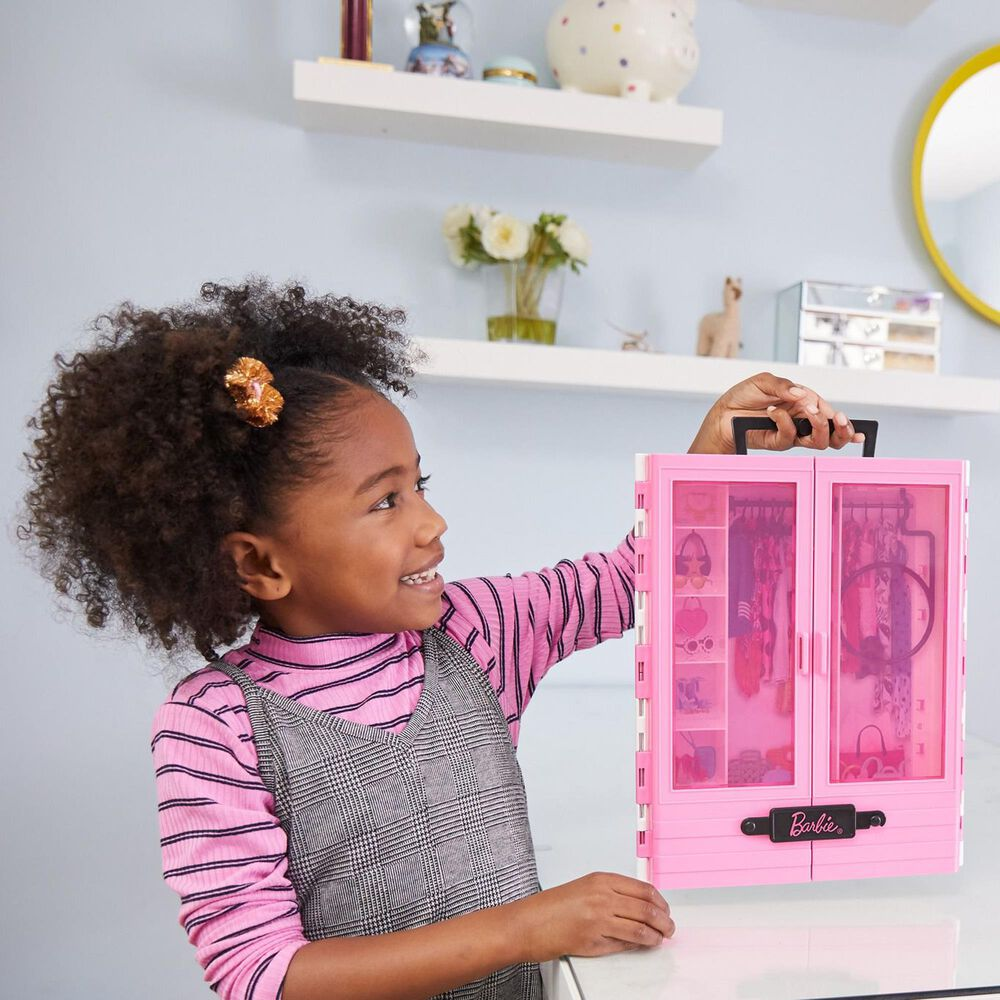 Barbie Fashionistas Ultimate Closet Doll, , large