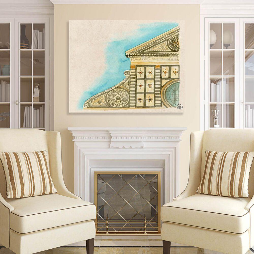 "Kathy Ireland Home ""Santa Maria Novella"" 30"" x 40"" Canvas Wall Art Print, , large"