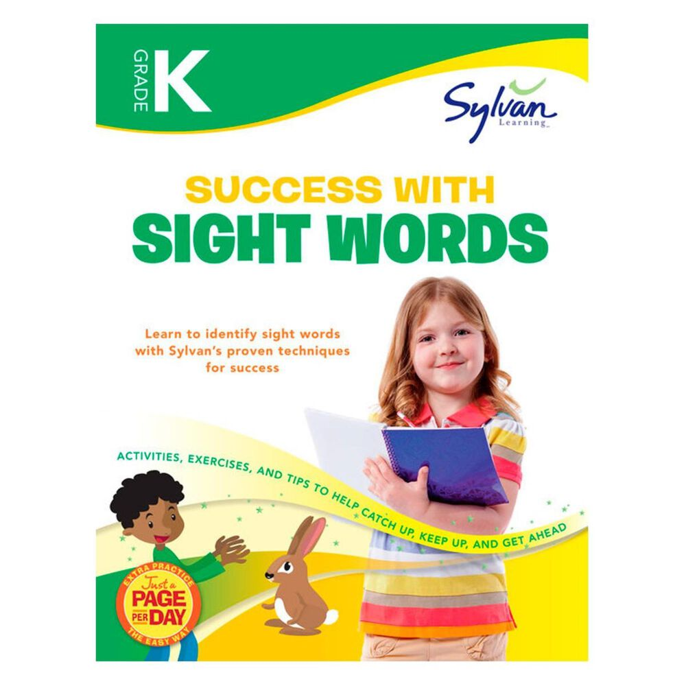 Kindergarten Success with Sight Words, , large