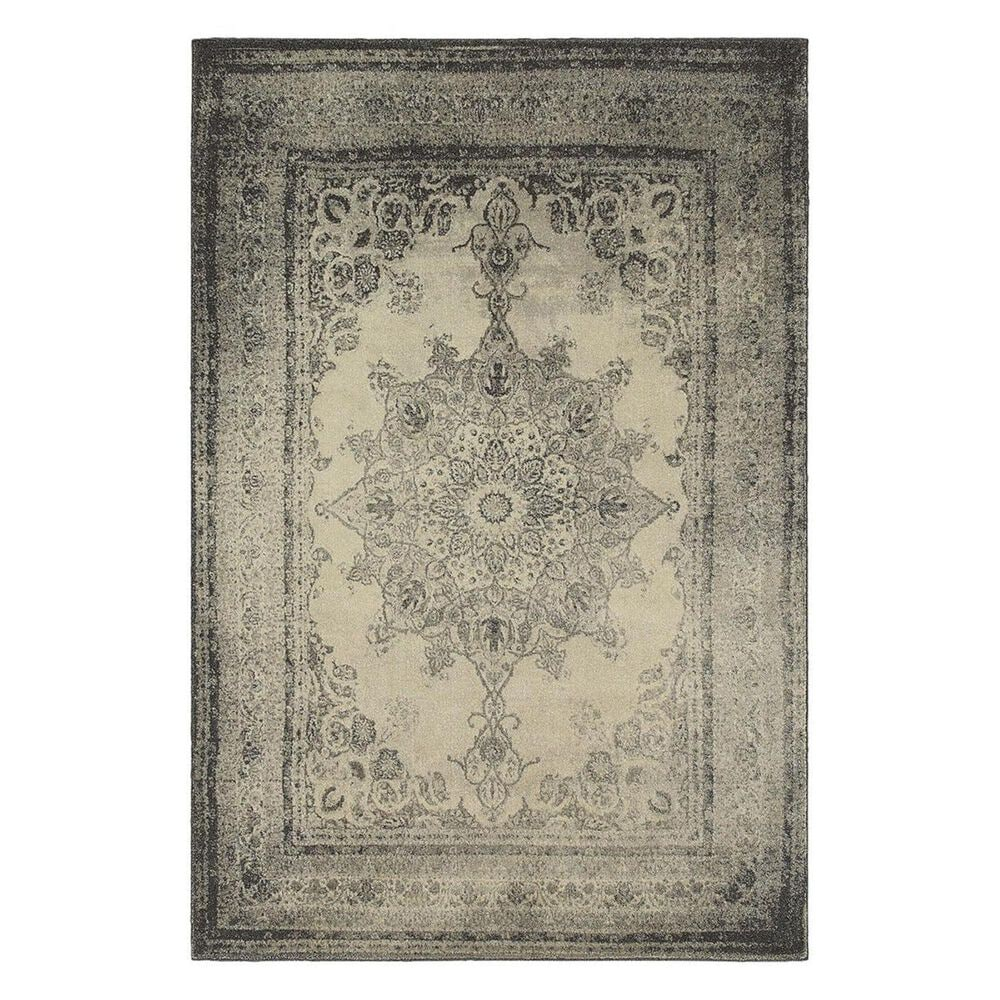 "Oriental Weavers Richmond 1333Y 3""10"" x 5""5"" Gray Area Rug, , large"