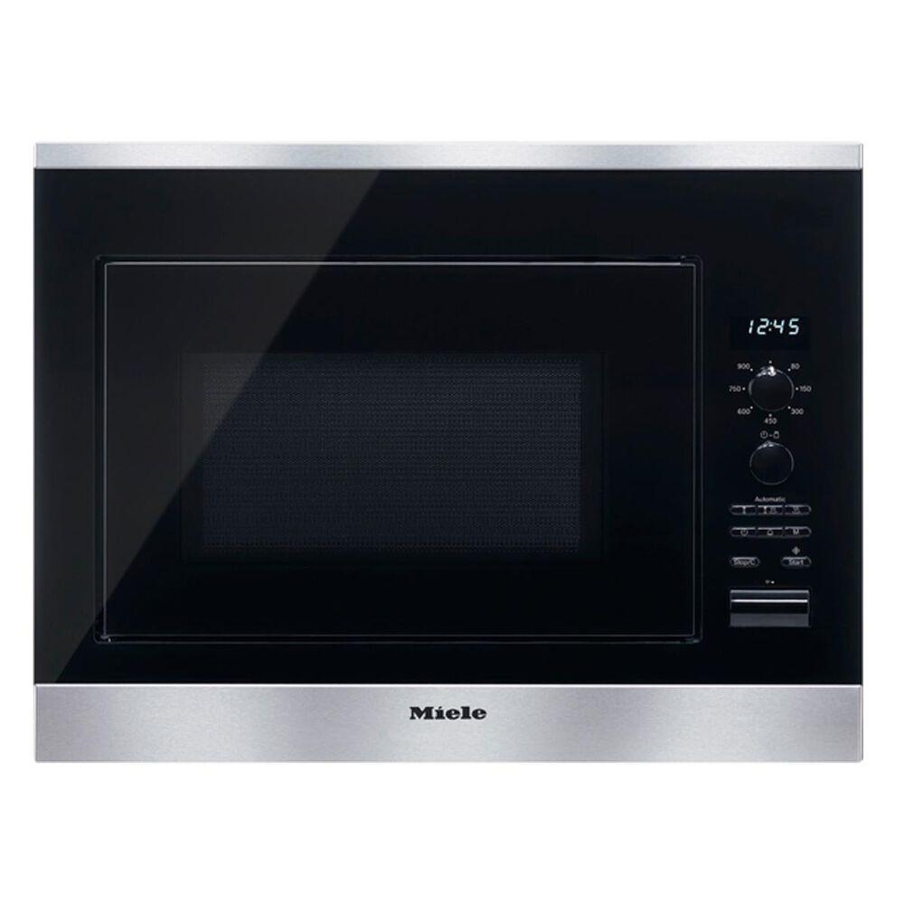 """Miele 24"""" 900 Watt Built In Microwave, , large"""