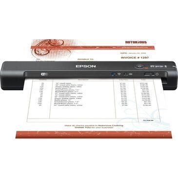 Epson WorkForce ES-60W Wireless Portable Document Scanner, , large