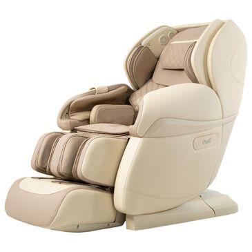 Osaki 4D Pro Paragon Massage Chair in Beige, , large