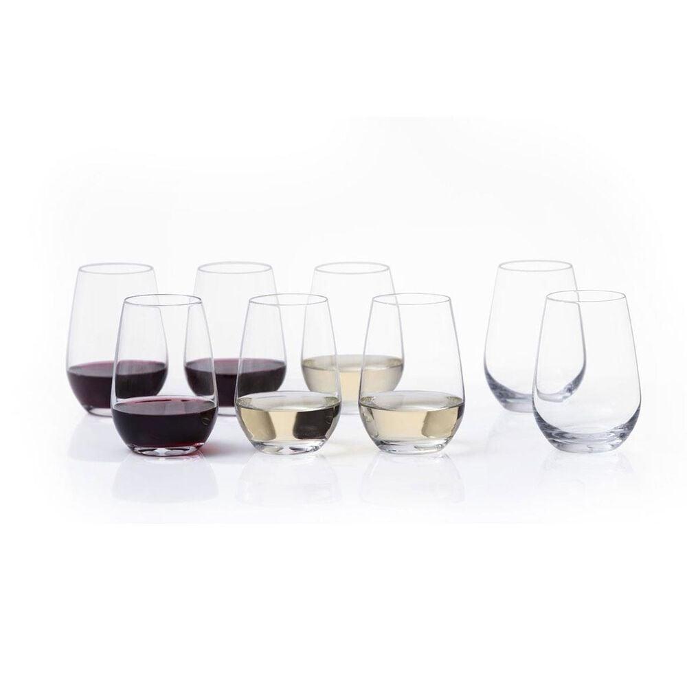 Schott Zwiesel Universal Stemless Tritan Crystal Glass Wine Glasses 18.6 oz. (Set of 8), , large