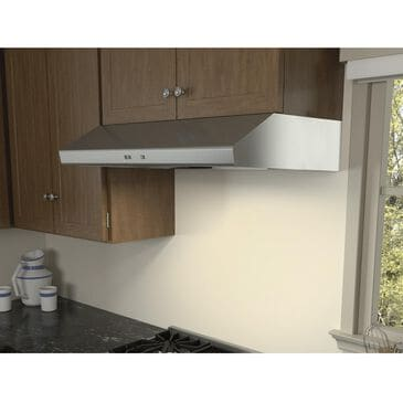 """Zephyr 42"""" Cyclone Under Cabinet Hood in Stainless Steel, , large"""