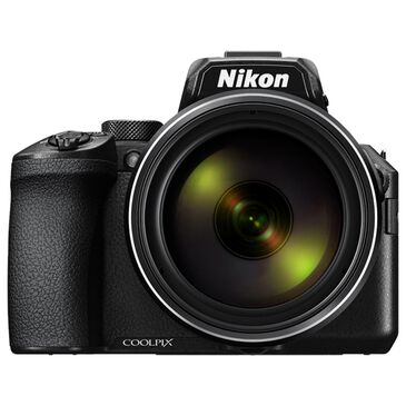 Nikon Coolpix P950 Compact Digital Camera in Black, , large