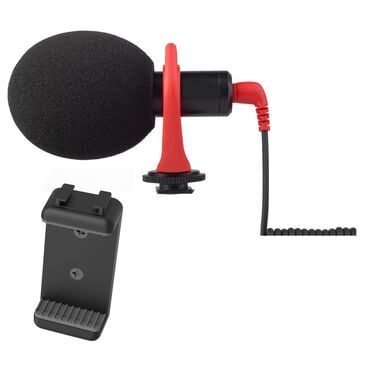 Digipower High Performance Compact Microphone in Red, , large