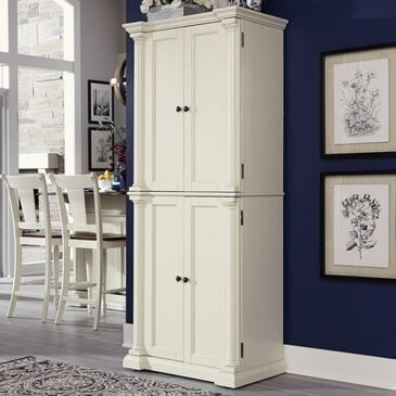 Home Styles Beacon Hill Pantry in White, , large