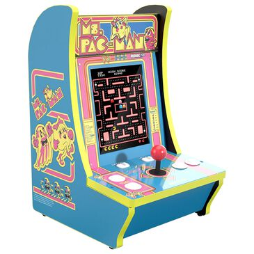 Arcade1up Ms. Pac-Man Counter-cade Game, , large