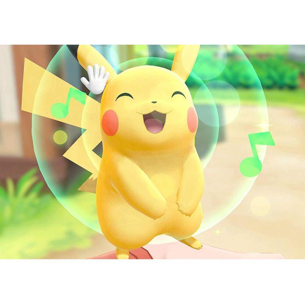 Nintendo Pokemon: Let's Go, Pikachu!, , large