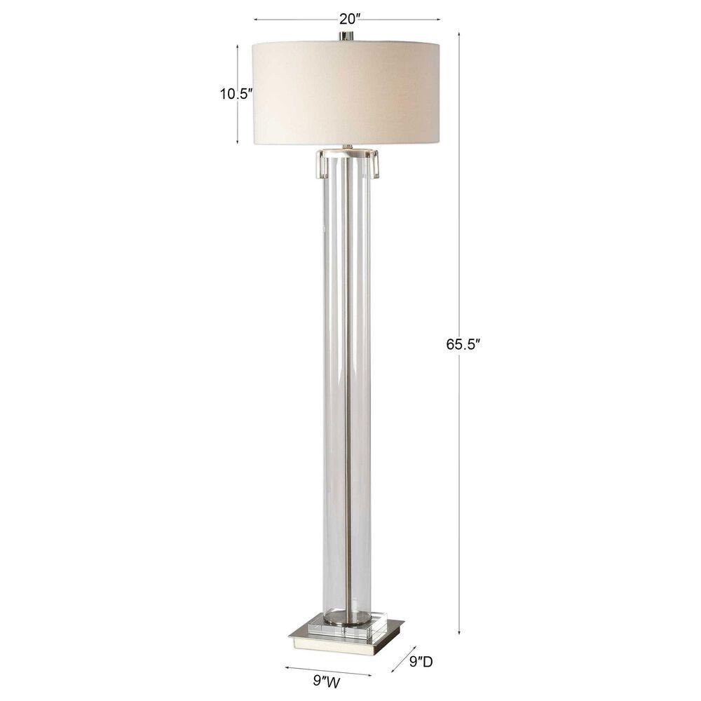 Uttermost Monette Floor Lamp, , large