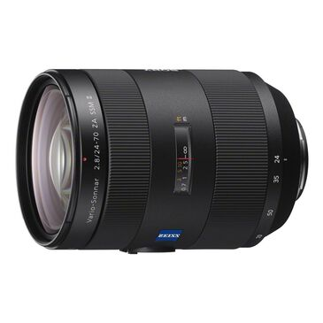 Sony Vario-Sonnar T 24-70 mm  F 2.8 Lens, , large