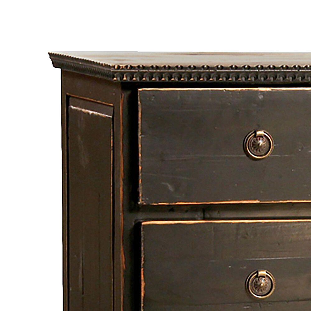 Blue Sun Designs Soren 6 Drawer Dresser in Black, , large