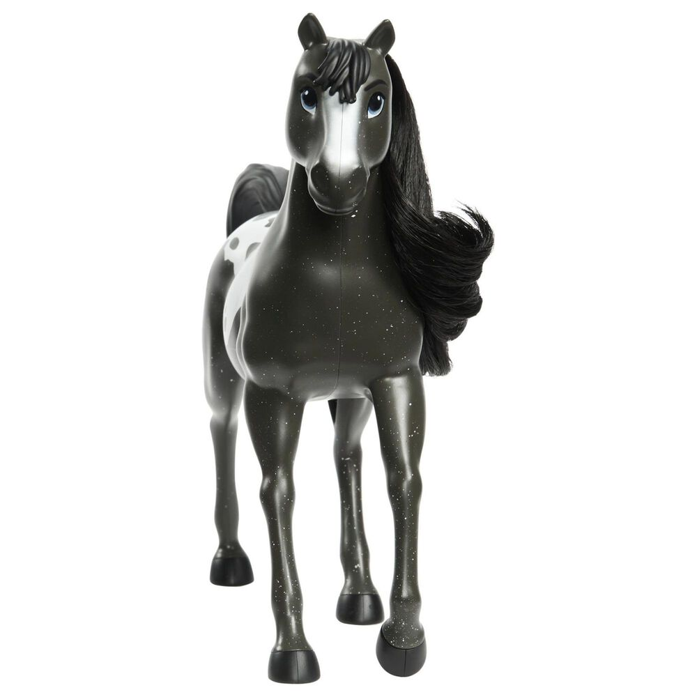 Mattel Spirit Horse Herd White Mustang Mare, , large