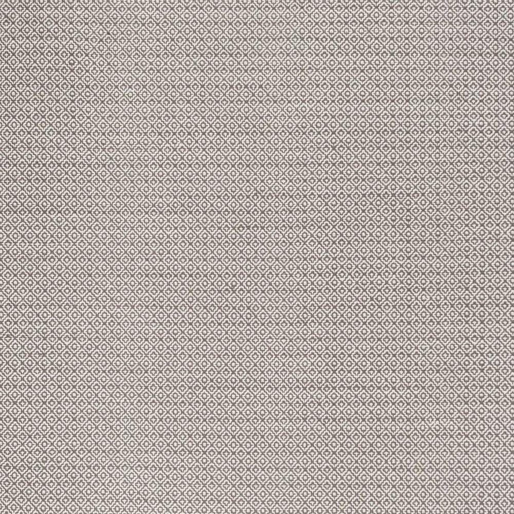 Safavieh Montauk  6' Square Ivory and Gray Area Rug, , large
