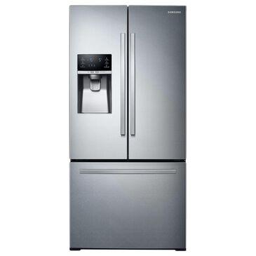Samsung 25.5 Cu. Ft. 3-Door French Door Refrigerator in Stainless Steel, , large