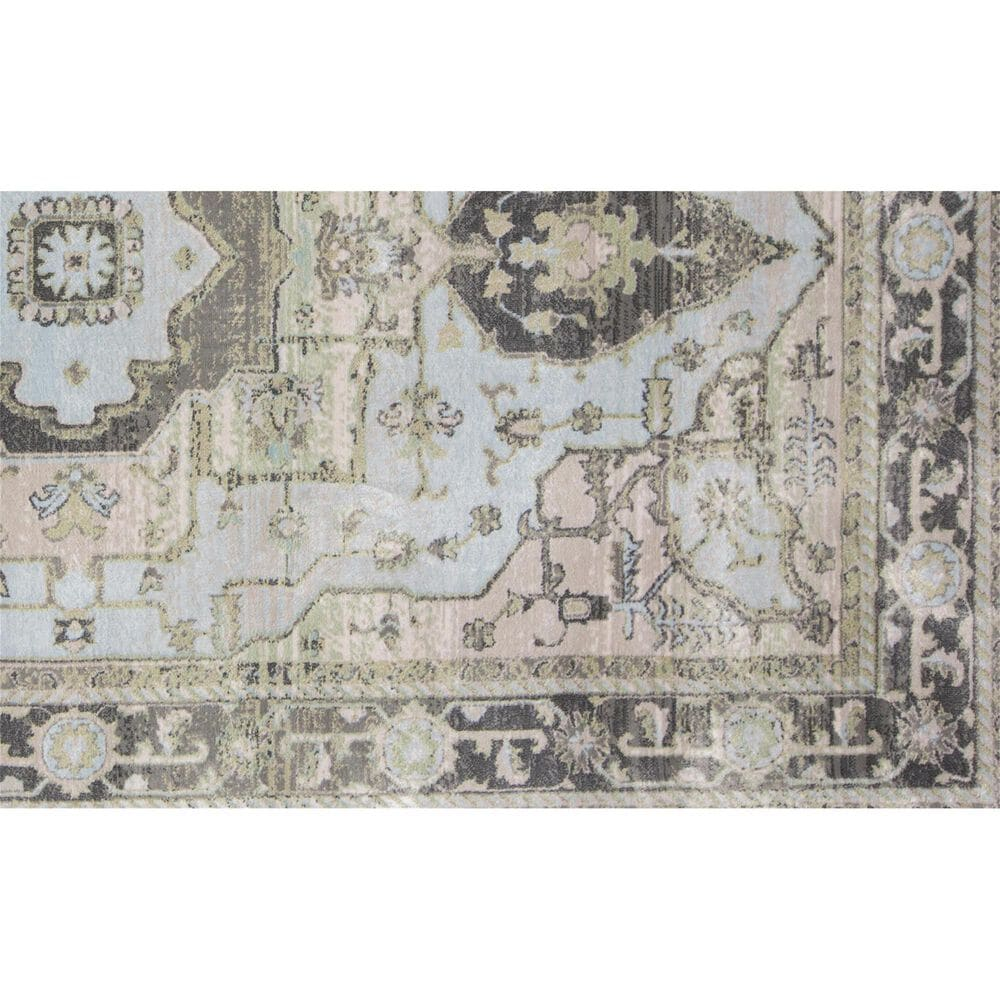 """Feizy Rugs Katari 3377F 10' x 13'2"""" Taupe and Castle Area Rug, , large"""