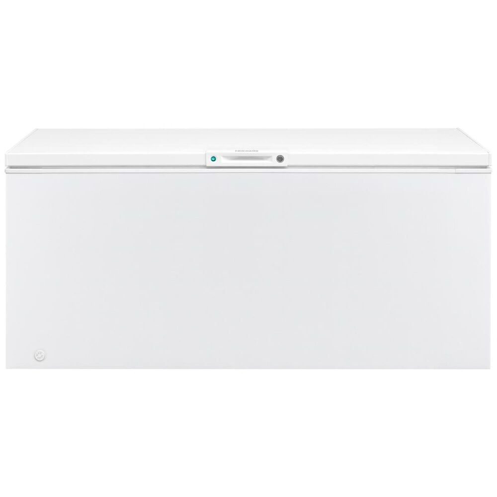 Frigidaire 19.8 Cu. Ft. Chest Freezer in White, , large