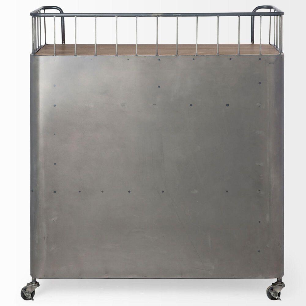 Mercana Udo Rolling Cart, , large