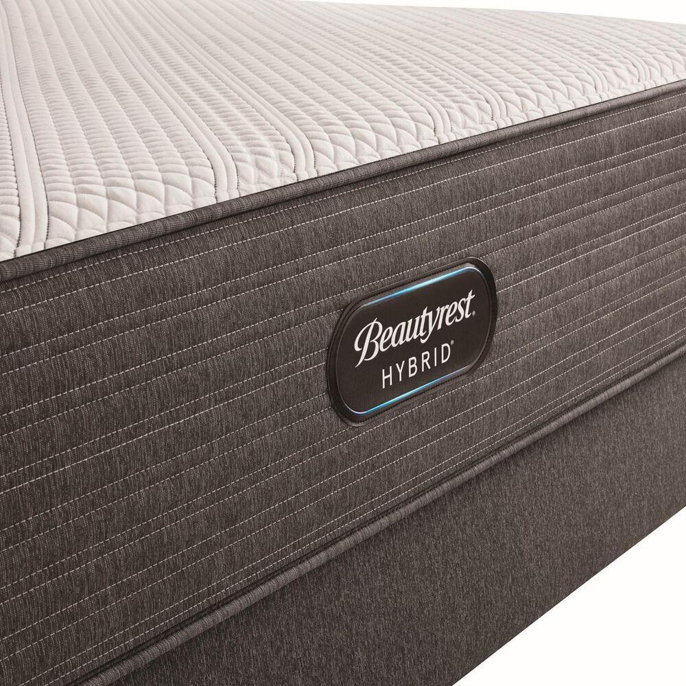 Beautyrest Hybrid 1000-C Plush King Mattress with High Profile Box Spring, , large