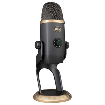 Blue Yeti X World of Warcraft Edition (WOW) Professional Streaming USB Mic with Blue VO!CE Effects, , large