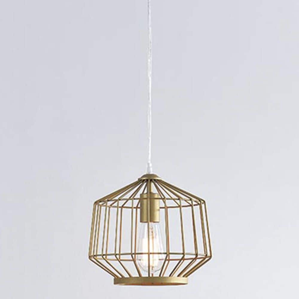 Kenroy Rolf 1-Light Swag Pendant in Gold, , large
