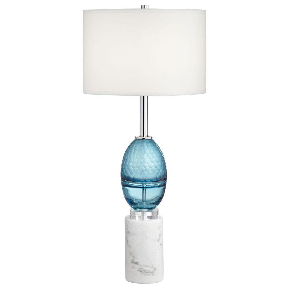 Pacific Coast Lighting Landmark Table Lamp in Blue-Sea, , large
