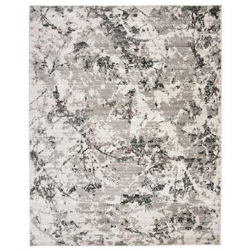 Safavieh Skyler SKY186K 10' x 14' Grey and Ivory Area Rug, , large
