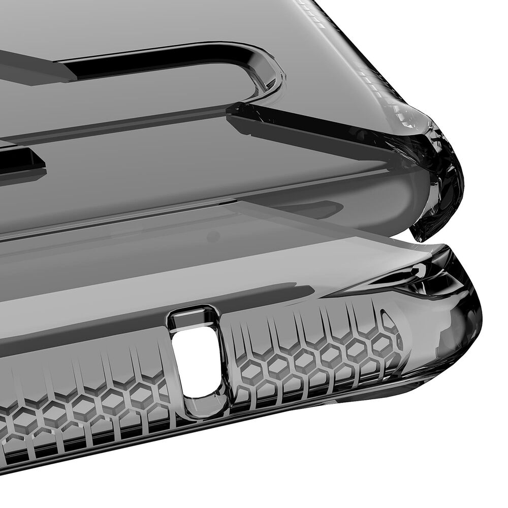 ITSkins Spectrum Clear Case For Samsung Galaxy S10 in Black, , large